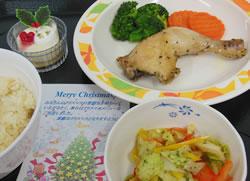 12月行事食「クリスマス」